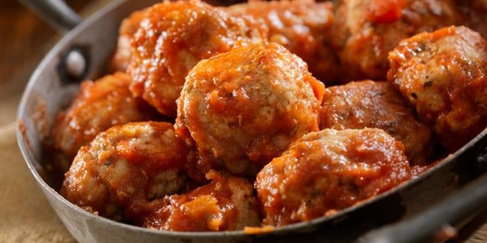 Slow Cooker Turkey Meatballs Healthy Meal Planning Recipe