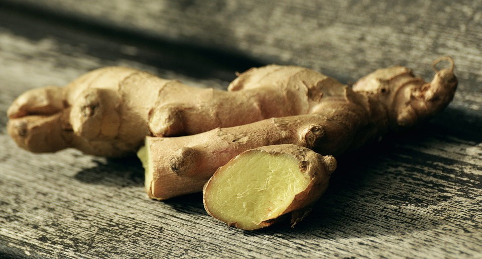 Ginger root which has helped to improve digestion for thousands of years.